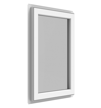 StyleView® Contemporary (No Trim) Picture Windows