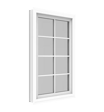 StyleView® Flange Picture Windows