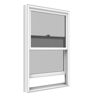 StyleView® Flange Single-Hung Windows