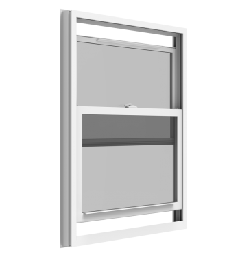 StyleView® Flange Double-Hung Windows
