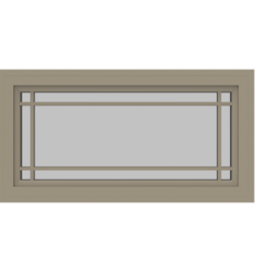Design this StyleView® Flange Transom Windows