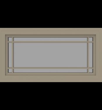 StyleView® Flange Transom Windows