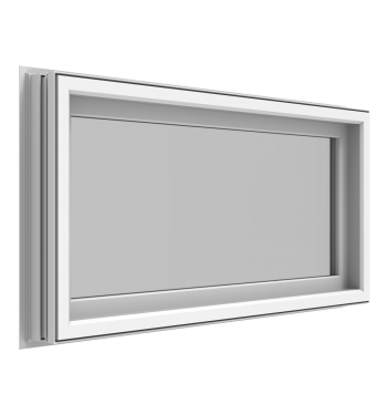 StyleView® Flange Transom Windows
