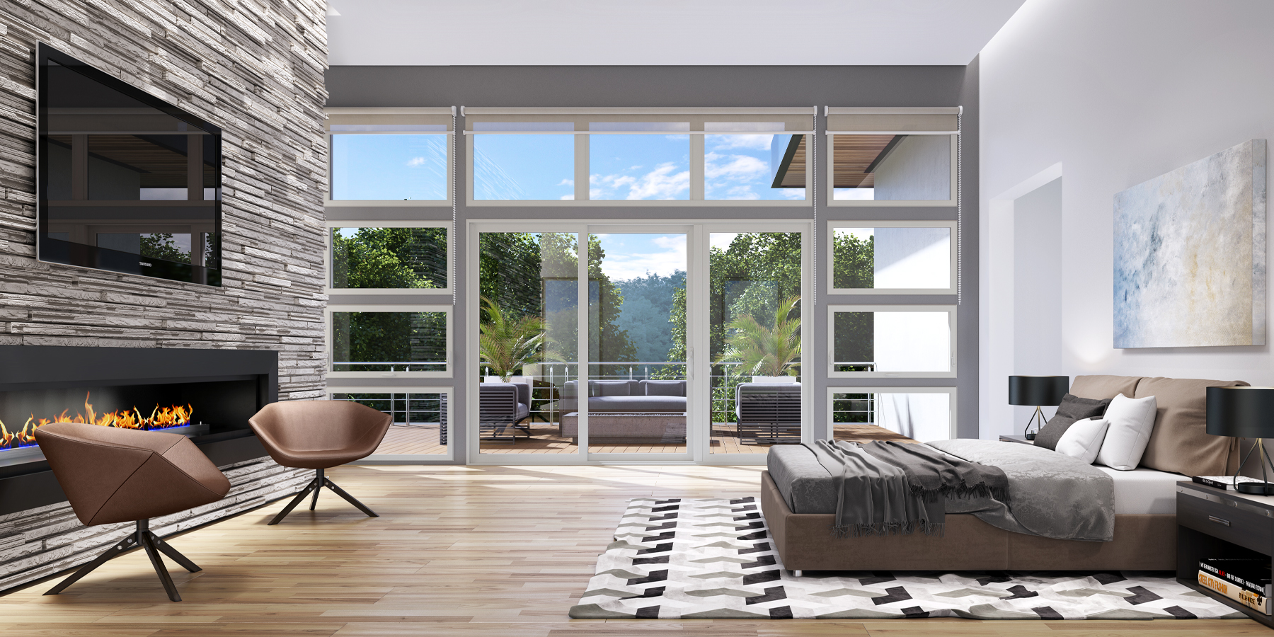 Replacement Residential Windows and Sliding Doors