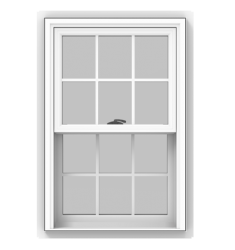 Design this StyleView® Contemporary (No Trim) Single-Hung Windows