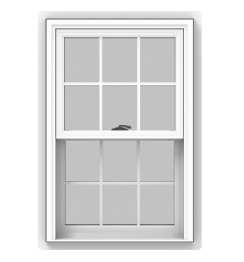 StyleView® Contemporary (No Trim) Single-Hung Windows