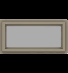 Design this StyleView® Contemporary (No Trim) Transom Windows