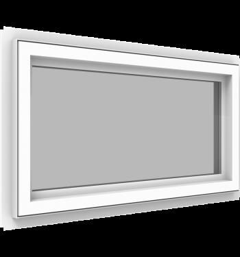 StyleView® Contemporary (No Trim) Transom Windows