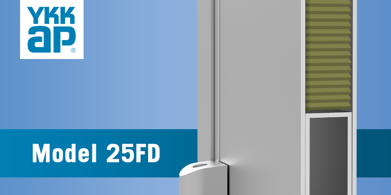 25FD Flush Panel Entrance