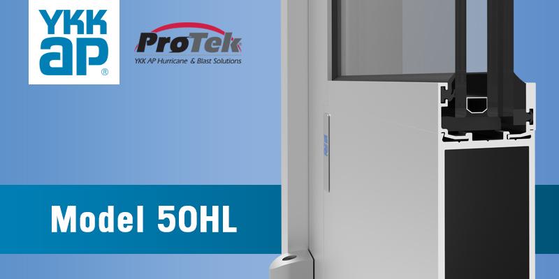 Model 50HL - ProTek® Impact Resistant and Blast Mitigating Entrances & 50HL Wide Stile Impact Resistant Door   08 41 13 - Entrances   YKK ...