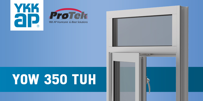 YOW 350 TUH Window