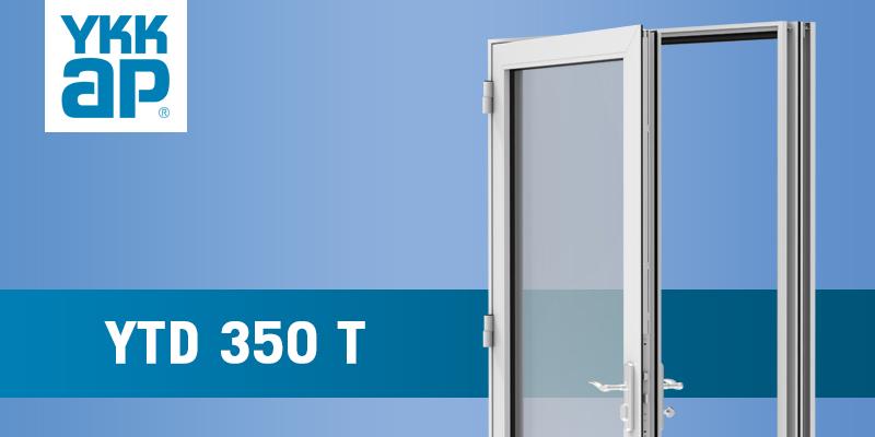 Captivating YTD 350 T   Thermally Broken Architectural Terrace Door