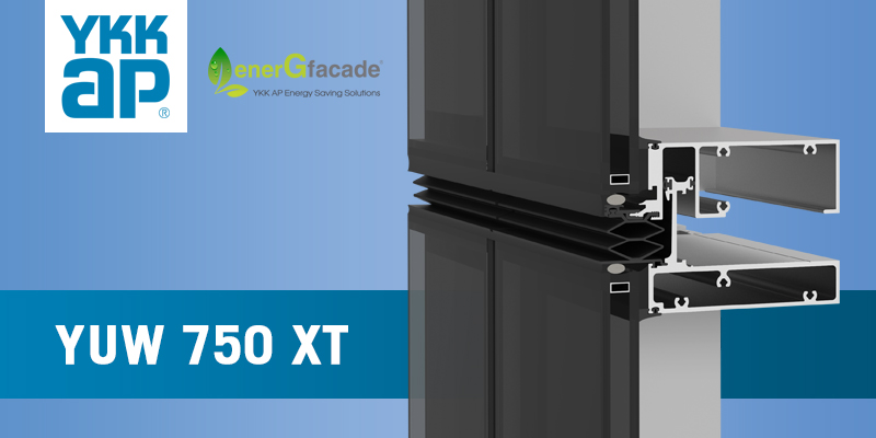 YUW 750 XT Curtain Wall